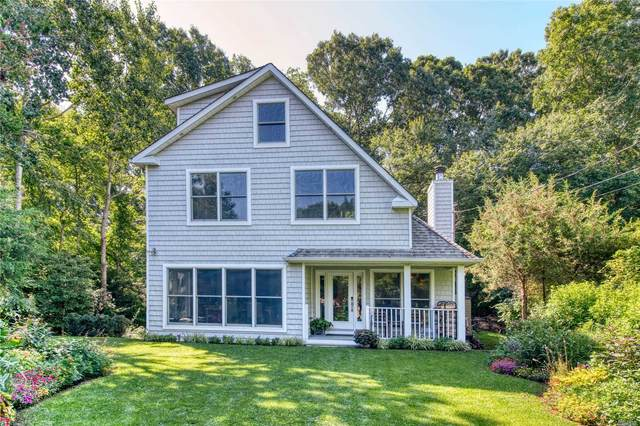 50 Pine Crest Lane Ln, Sag Harbor, NY 11963 (MLS #3239961) :: Frank Schiavone with William Raveis Real Estate