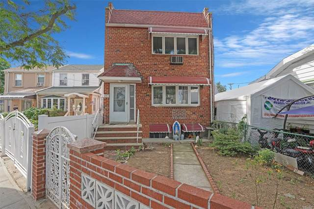 104-21 Rockaway Boulevard, Ozone Park, NY 11417 (MLS #3240064) :: Frank Schiavone with William Raveis Real Estate