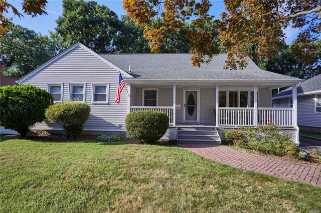2901 Morgan Dr, Wantagh, NY 11793 (MLS #3240079) :: Frank Schiavone with William Raveis Real Estate