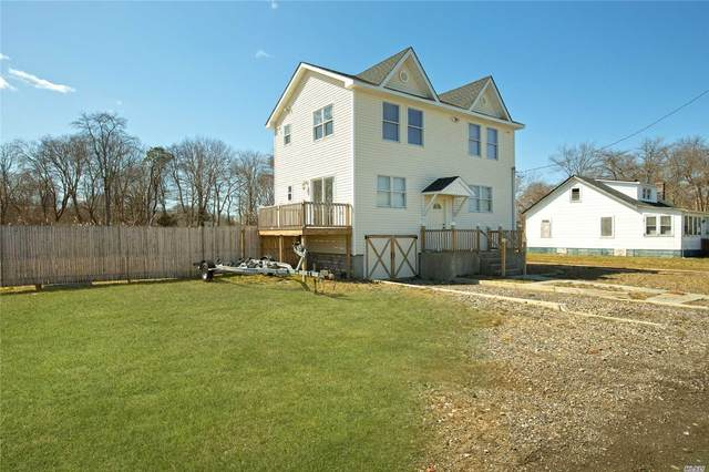 118 Riviera Dr, Mastic Beach, NY 11951 (MLS #3240884) :: Frank Schiavone with William Raveis Real Estate