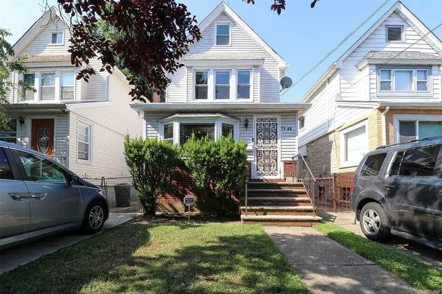 71-48 Manse Street, Forest Hills, NY 11375 (MLS #3240972) :: The Home Team