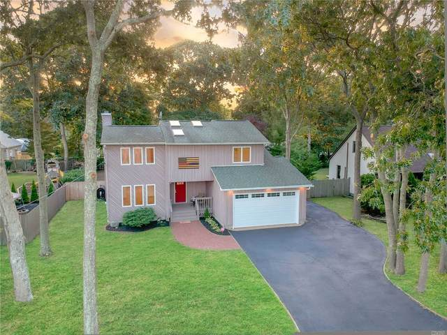 54 Hewitt Blvd, Center Moriches, NY 11934 (MLS #3242260) :: Frank Schiavone with William Raveis Real Estate