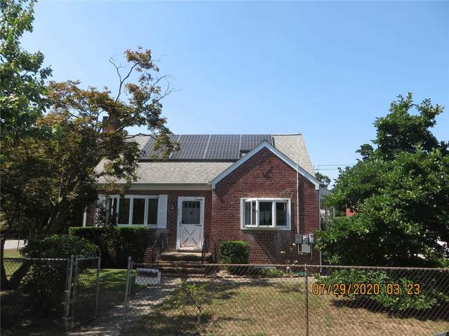 115 Pleasantview Court, Copiague, NY 11726 (MLS #3242536) :: Frank Schiavone with William Raveis Real Estate