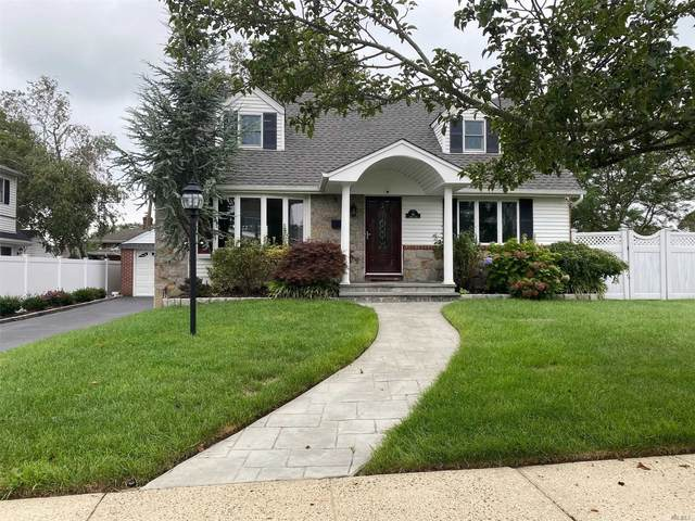 36 Judith Ct, Wantagh, NY 11793 (MLS #3242541) :: Frank Schiavone with William Raveis Real Estate