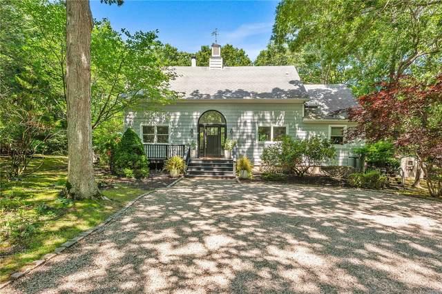 29 Round Pond Ln, Sag Harbor, NY 11963 (MLS #3242552) :: Frank Schiavone with William Raveis Real Estate