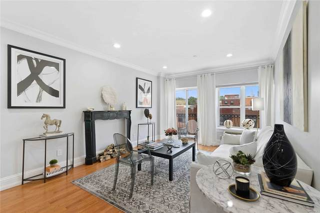 261 W 112th Street Ph-A, New York, NY 10026 (MLS #3245331) :: Mark Seiden Real Estate Team