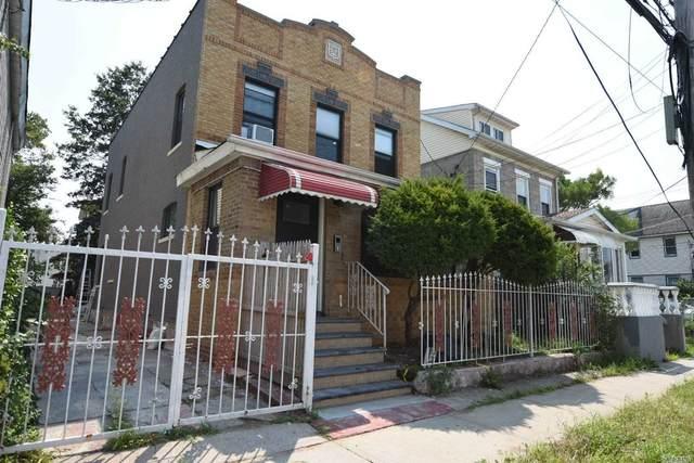 145-06 106th Avenue, Jamaica, NY 11435 (MLS #3247155) :: Nicole Burke, MBA | Charles Rutenberg Realty