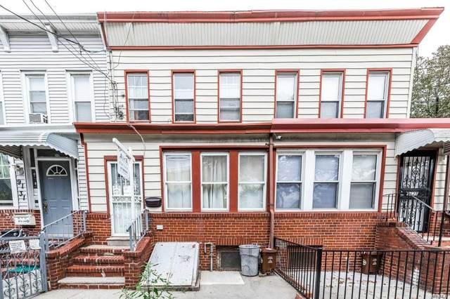 91-33 88th Avenue, Woodhaven, NY 11421 (MLS #3248383) :: Nicole Burke, MBA | Charles Rutenberg Realty