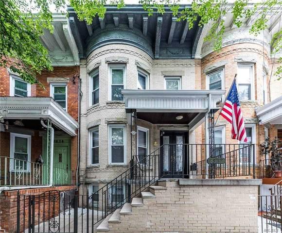 88-32 87th Street, Woodhaven, NY 11421 (MLS #3249130) :: Nicole Burke, MBA | Charles Rutenberg Realty