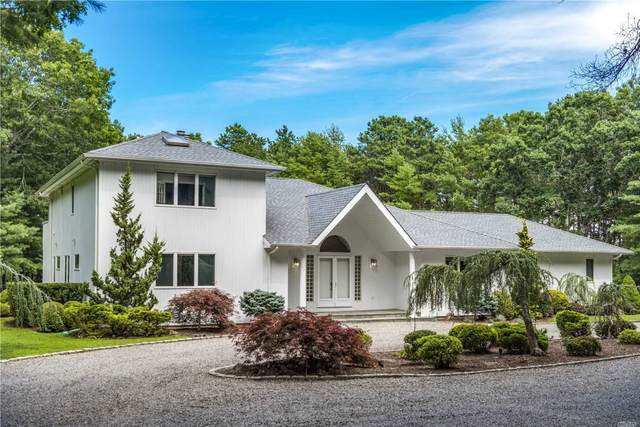 12 & 10 Blueberry Court, Quogue, NY 11959 (MLS #3249790) :: Kevin Kalyan Realty, Inc.
