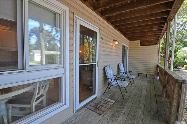 95 Springville Road #22, Hampton Bays, NY 11946 (MLS #3250343) :: William Raveis Baer & McIntosh