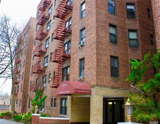 67-30 Dartmouth St #6, Forest Hills, NY 11375 (MLS #3250599) :: McAteer & Will Estates | Keller Williams Real Estate