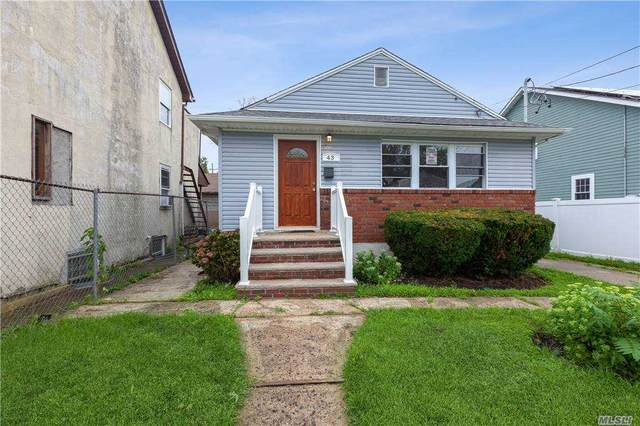 43 James L L Burrell Ave, Hempstead, NY 11550 (MLS #3253447) :: Nicole Burke, MBA | Charles Rutenberg Realty