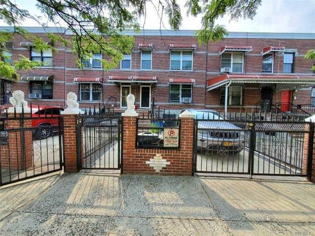 222 Sumpter Street, Brooklyn, NY 11233 (MLS #3253620) :: Nicole Burke, MBA | Charles Rutenberg Realty