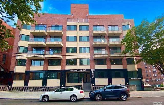 136-46 41 Avenue 4F, Flushing, NY 11355 (MLS #3253656) :: Mark Seiden Real Estate Team