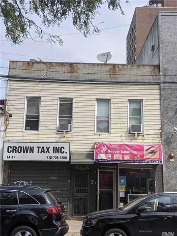 14-47 Broadway, Astoria, NY 11106 (MLS #3253730) :: Nicole Burke, MBA | Charles Rutenberg Realty