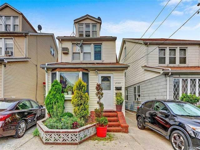 59-22 155 Street, Flushing, NY 11355 (MLS #3253766) :: Nicole Burke, MBA | Charles Rutenberg Realty