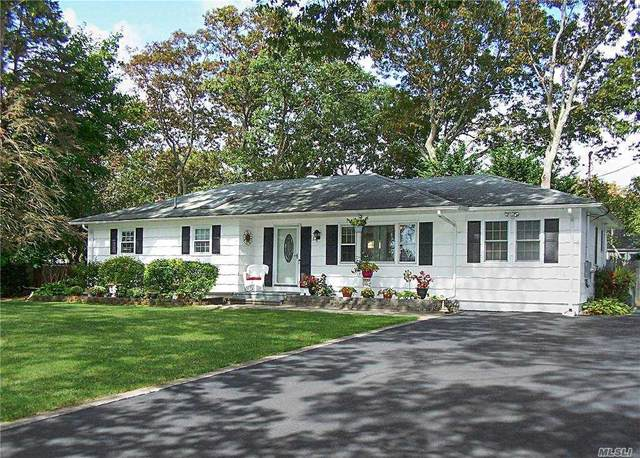 13 Rockledge Dr, Shirley, NY 11967 (MLS #3253775) :: RE/MAX Edge