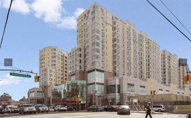 40-28 College Point Boulevard #1008, Flushing, NY 11354 (MLS #3254136) :: Mark Seiden Real Estate Team