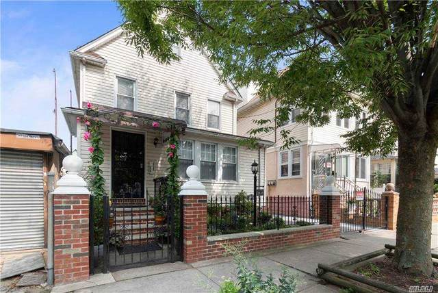 108-09 Liverpool Street, Jamaica, NY 11435 (MLS #3254908) :: The Home Team
