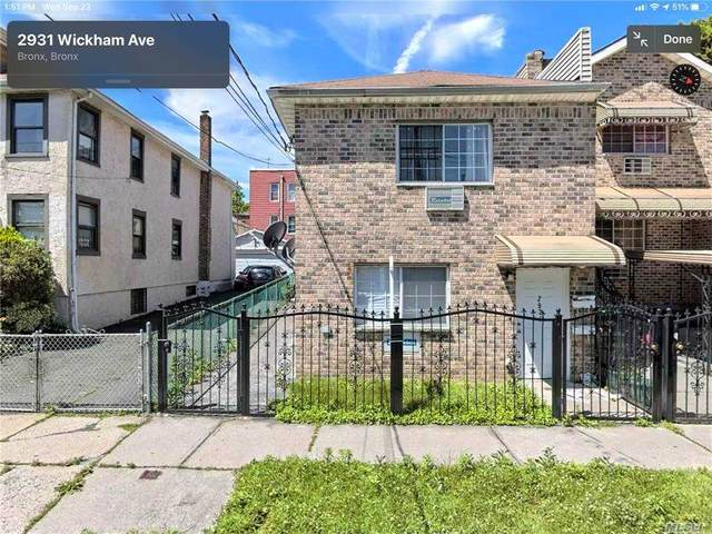 2931 Wickham Avenue, Bronx, NY 10469 (MLS #3254941) :: Kendall Group Real Estate | Keller Williams