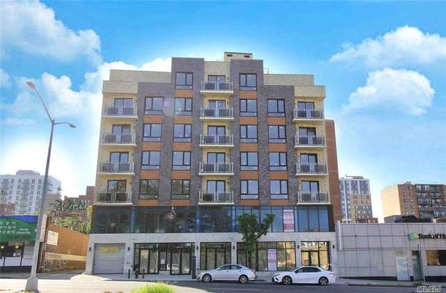 138-12 Northern Boulevard 4G, Flushing, NY 11354 (MLS #3255282) :: Mark Seiden Real Estate Team