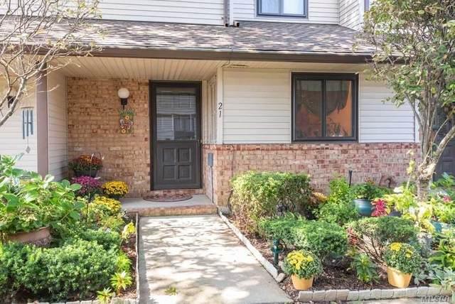 21 Balsam Court, Wantagh, NY 11793 (MLS #3255571) :: Mark Seiden Real Estate Team