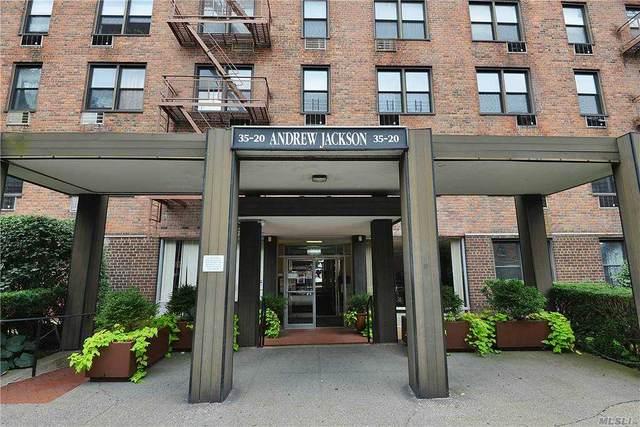 35-20 Leverich Street #610, Jackson Heights, NY 11372 (MLS #3255843) :: Cronin & Company Real Estate