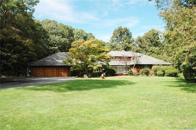 18 Golf Club Rd, Nissequogue, NY 11780 (MLS #3255973) :: Mark Seiden Real Estate Team
