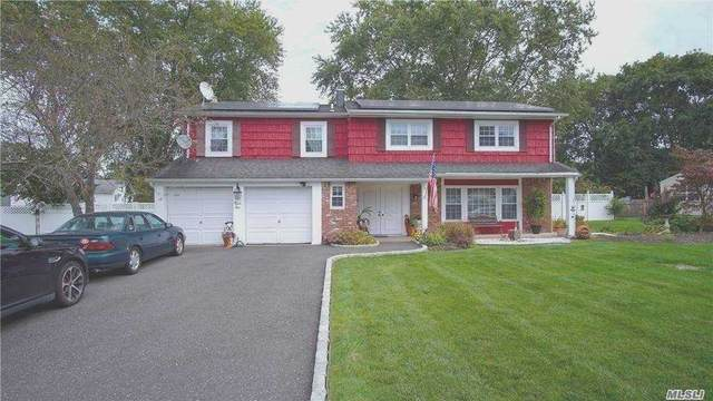 31 Thomas St, Coram, NY 11727 (MLS #3256309) :: Cronin & Company Real Estate