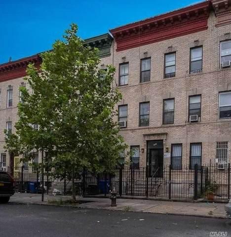 725 Macdonough Street 3B, Bed-Stuy, NY 11233 (MLS #3257867) :: Nicole Burke, MBA | Charles Rutenberg Realty