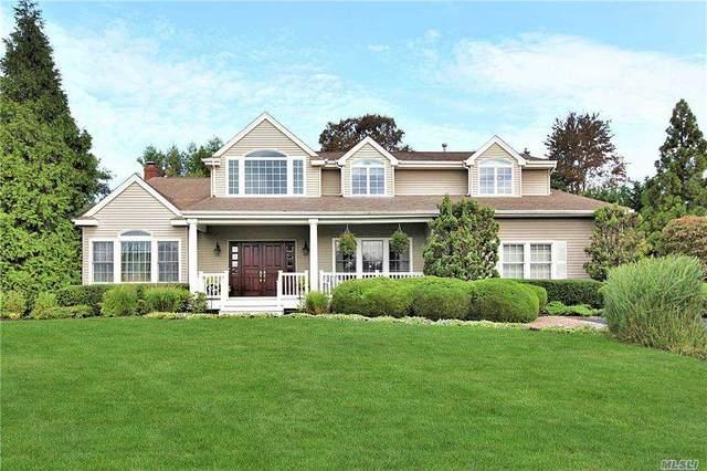 6 Woodbury Farms Drive, Woodbury, NY 11797 (MLS #3259100) :: Nicole Burke, MBA   Charles Rutenberg Realty
