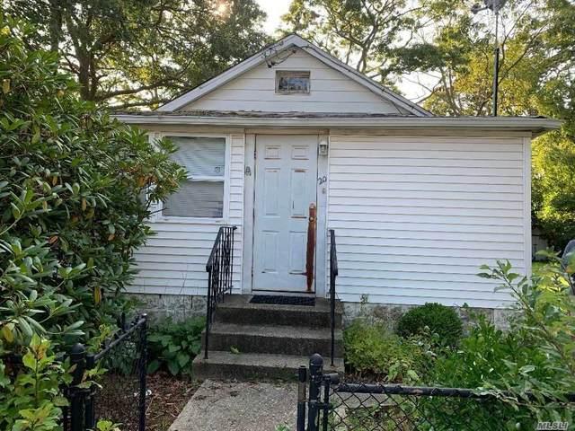 20 Vernon Avenue, Mastic, NY 11950 (MLS #3259550) :: Nicole Burke, MBA   Charles Rutenberg Realty
