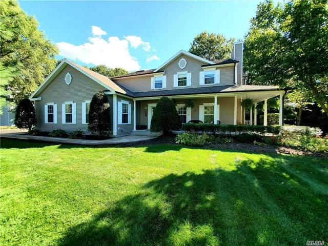 61 Ridgefield Drive, Shoreham, NY 11786 (MLS #3259958) :: Kendall Group Real Estate | Keller Williams