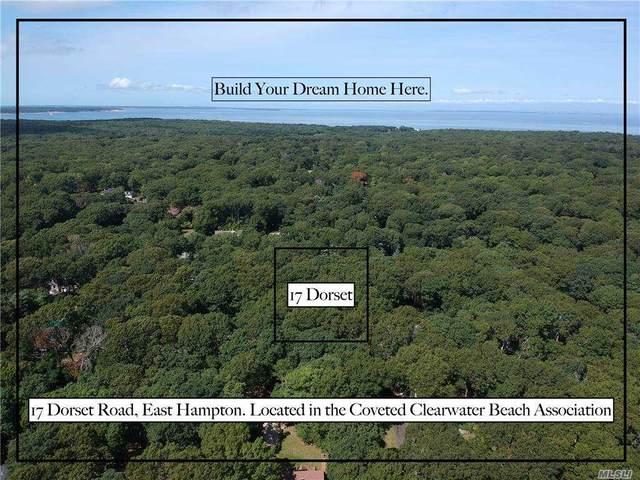 17 Dorset Road, East Hampton, NY 11937 (MLS #3260495) :: Frank Schiavone with William Raveis Real Estate