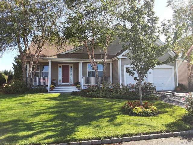 63 Tyler Drive, Riverhead, NY 11901 (MLS #3261448) :: Nicole Burke, MBA | Charles Rutenberg Realty
