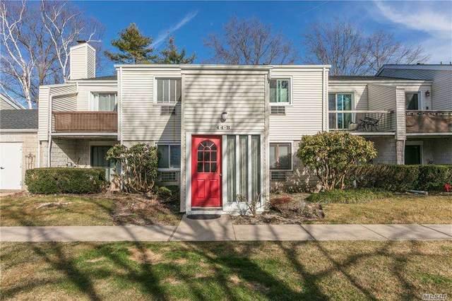 44 Richmond Boulevard 3B, Ronkonkoma, NY 11779 (MLS #3261588) :: Cronin & Company Real Estate