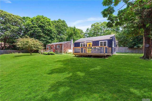 9 & 15 Bruce Lane, East Hampton, NY 11937 (MLS #3262164) :: Kevin Kalyan Realty, Inc.