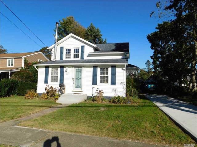 89 Washington Avenue, Patchogue, NY 11772 (MLS #3262233) :: Signature Premier Properties