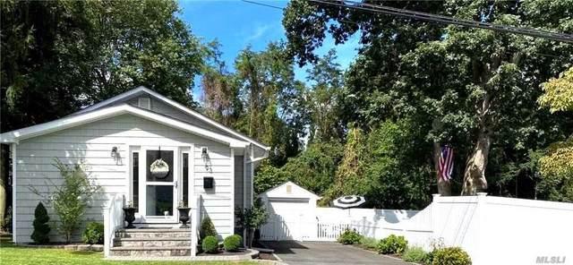 93 Eastview Rd, Ronkonkoma, NY 11779 (MLS #3262689) :: Nicole Burke, MBA | Charles Rutenberg Realty