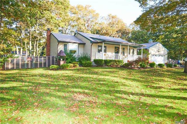 41 Petty Lane, Medford, NY 11763 (MLS #3262927) :: Nicole Burke, MBA | Charles Rutenberg Realty