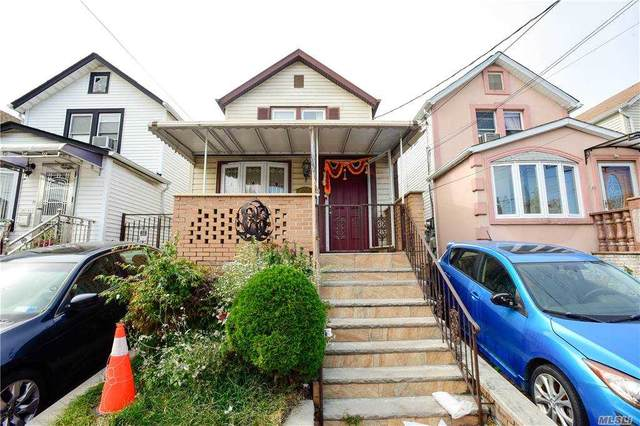 107-38 107th St, Ozone Park, NY 11417 (MLS #3263468) :: Frank Schiavone with William Raveis Real Estate