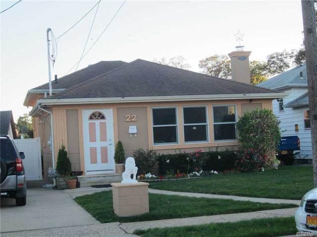 22 W Marshall St, Hempstead, NY 11550 (MLS #3263811) :: Kevin Kalyan Realty, Inc.