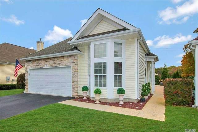 407 Leisure Drive, Ridge, NY 11961 (MLS #3264232) :: Cronin & Company Real Estate