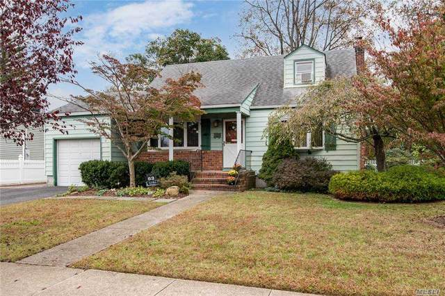63 Sunset Ave, Farmingdale, NY 11735 (MLS #3264376) :: Nicole Burke, MBA | Charles Rutenberg Realty