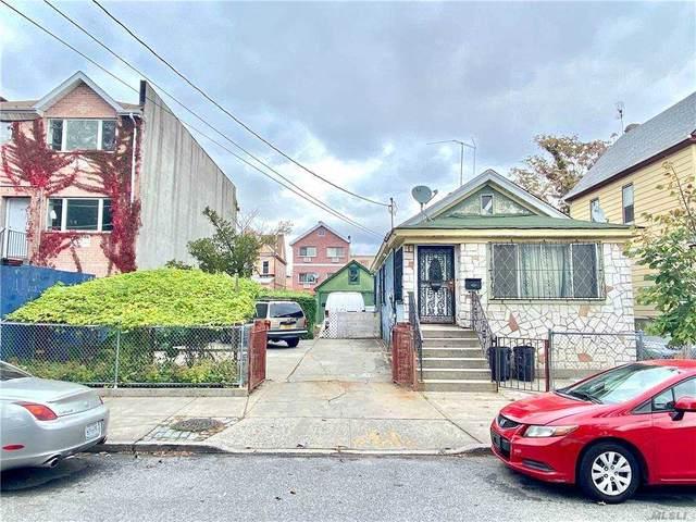 107-37 155th Street, Jamaica, NY 11433 (MLS #3264491) :: The Home Team