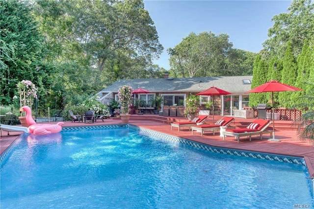 33 Donellan Road, Hampton Bays, NY 11946 (MLS #3264748) :: Mark Seiden Real Estate Team