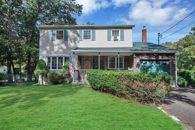 227 Moriches Mid Is Rd, Shirley, NY 11967 (MLS #3264916) :: Nicole Burke, MBA | Charles Rutenberg Realty