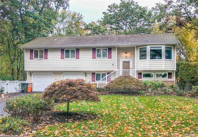15 Reed Street, Hauppauge, NY 11788 (MLS #3264944) :: Frank Schiavone with William Raveis Real Estate