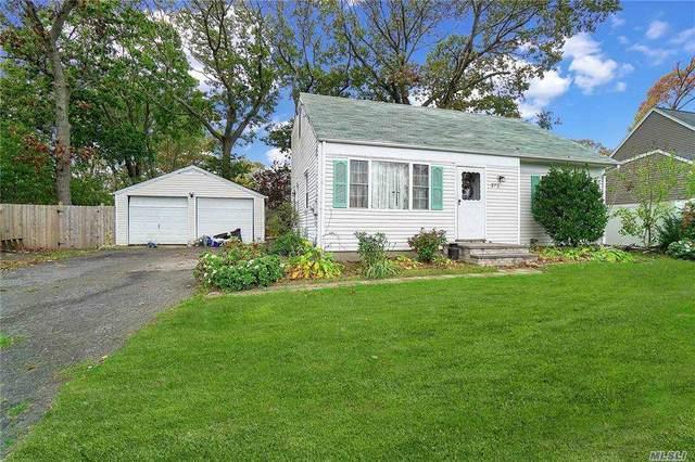 272 East Road, Bayport, NY 11705 (MLS #3265080) :: Kevin Kalyan Realty, Inc.